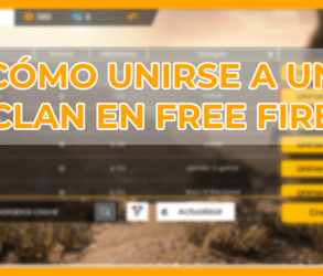 Cómo unirse a un clan en Free Fire Android & iPhone