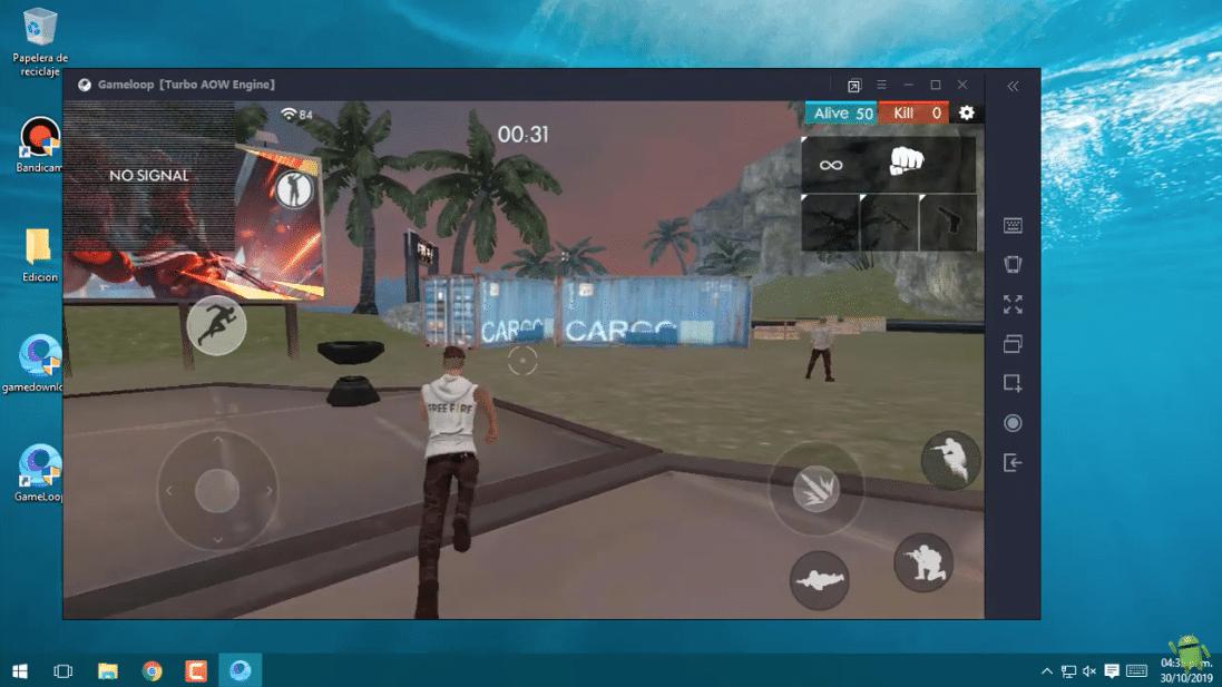 emulador para free fire pc mac