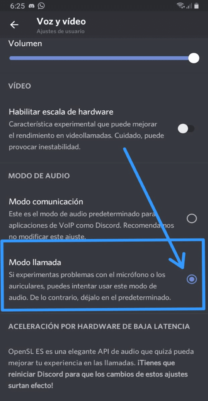 reparar error audio microfono free fire