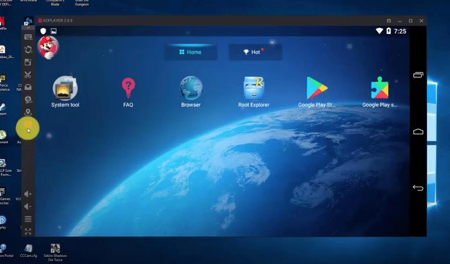 emulador Koplayer